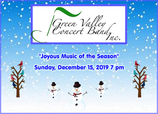 Joyous Music of the Season